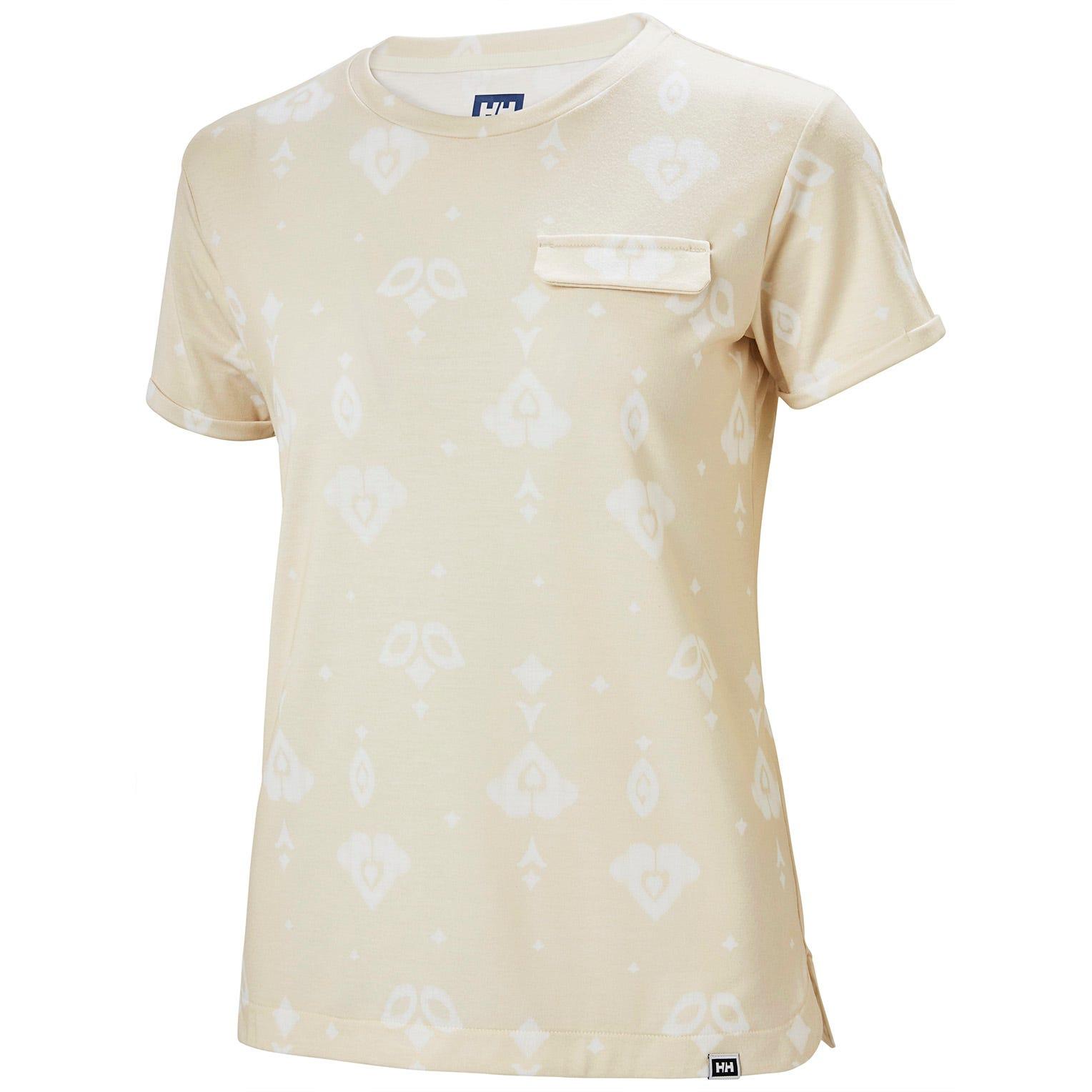 Helly Hansen Womens Lomma Tshirt White S