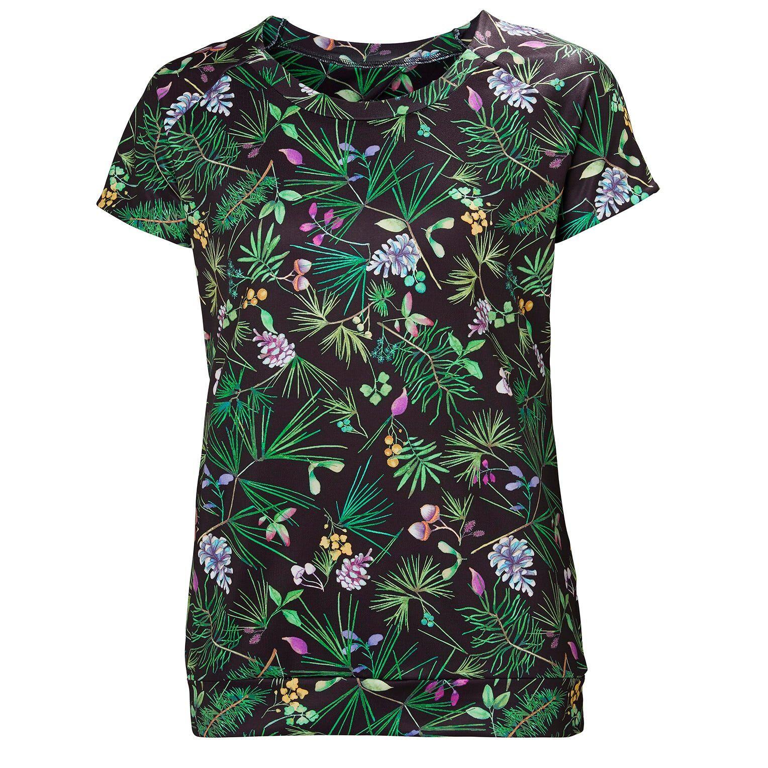 Helly Hansen Womens Malla Tshirt Black S