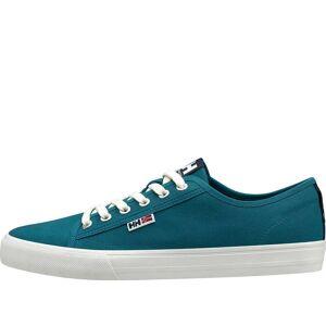 Helly Hansen Mens Fjord Canvas Shoe V2 Casual Blue 8.5