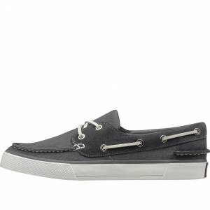 Helly Hansen Mens Sandhaven Deckshoe Casual Shoe Grey 12.5