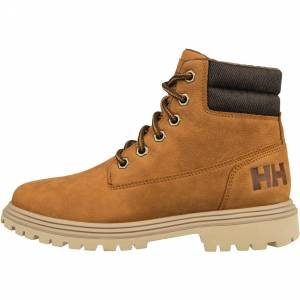 Helly Hansen Womens Fremont Casual Shoe Brown 36/5.5