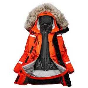 Helly Hansen Womens Arctic Patrol Modular Parka Orange L