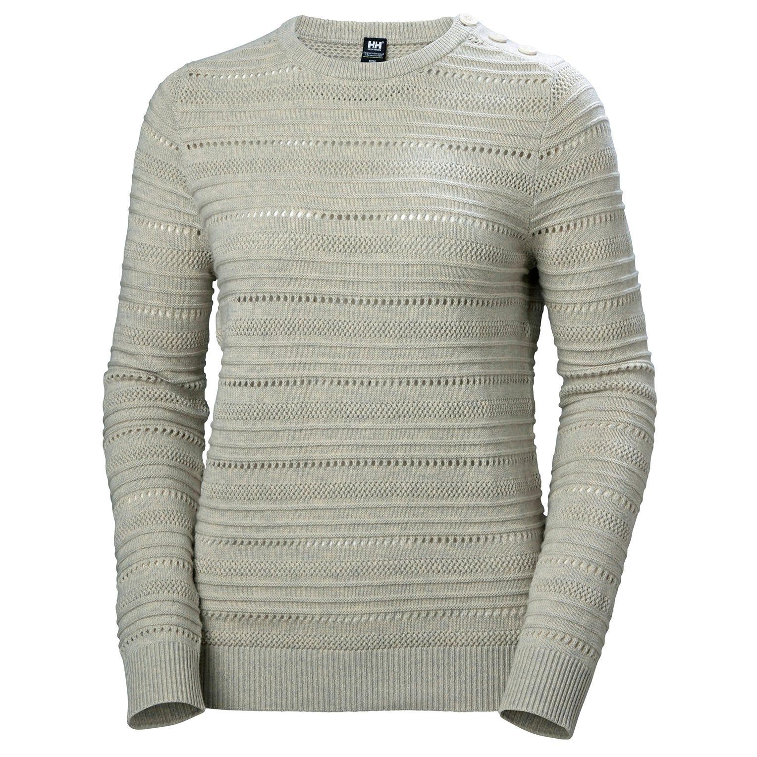 Helly Hansen Womens Skagen Knit White XS