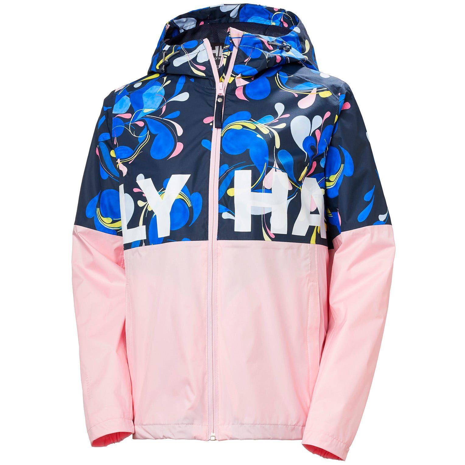Helly Hansen Womens Rain Jacket Navy XL