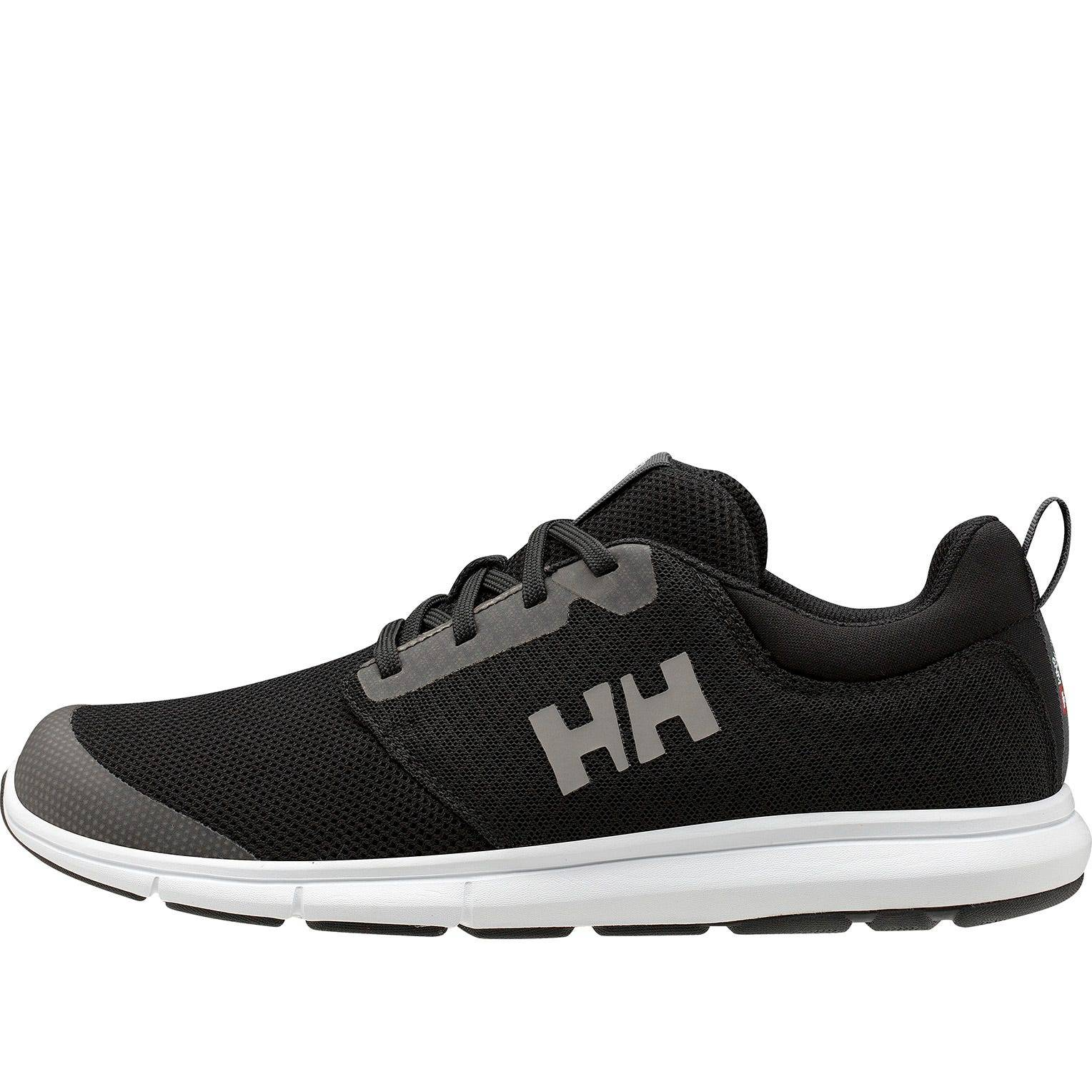 Helly Hansen Mens Feathering Sailing Shoe Black 8