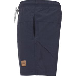 Urban Classics Block Swim Shorts Swim Shorts navy  - navy - Size: 3X-Large