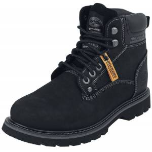 Dockers by Gerli Winter Boot Laced Boots black  - black - Size: EU44