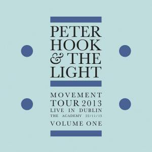 Peter Hook & The Light Movement - Live in Dublin Vol.2 LP white  - white - Size: Onesize