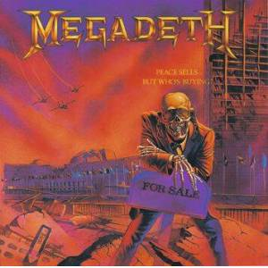 Megadeth Peace sells ... but who's buying ? CD multicolor  - multicolor - Size: Onesize