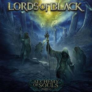 Lords Of Black Alchemy of souls CD multicolor  - multicolor - Size: Onesize