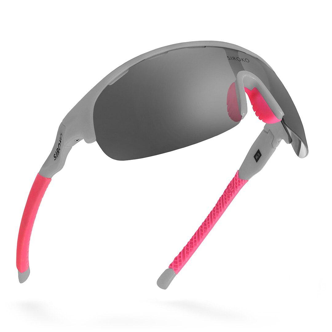 SIROKO -40% Photochromic Sunglasses for Cycling Siroko K3 PhotoChromic Amazonas
