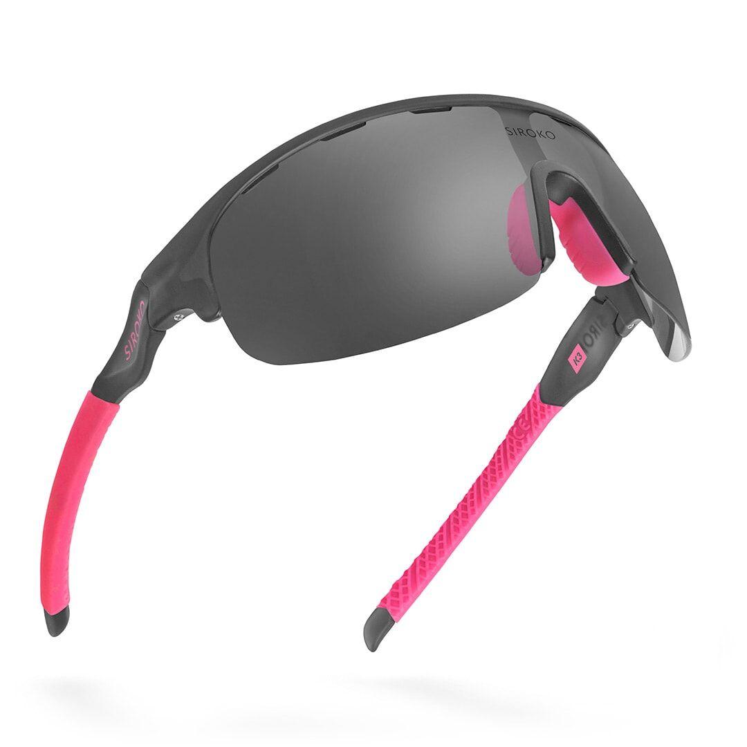 SIROKO -35% Photochromic Sunglasses for Cycling Siroko K3 PhotoChromic Munda Biddi