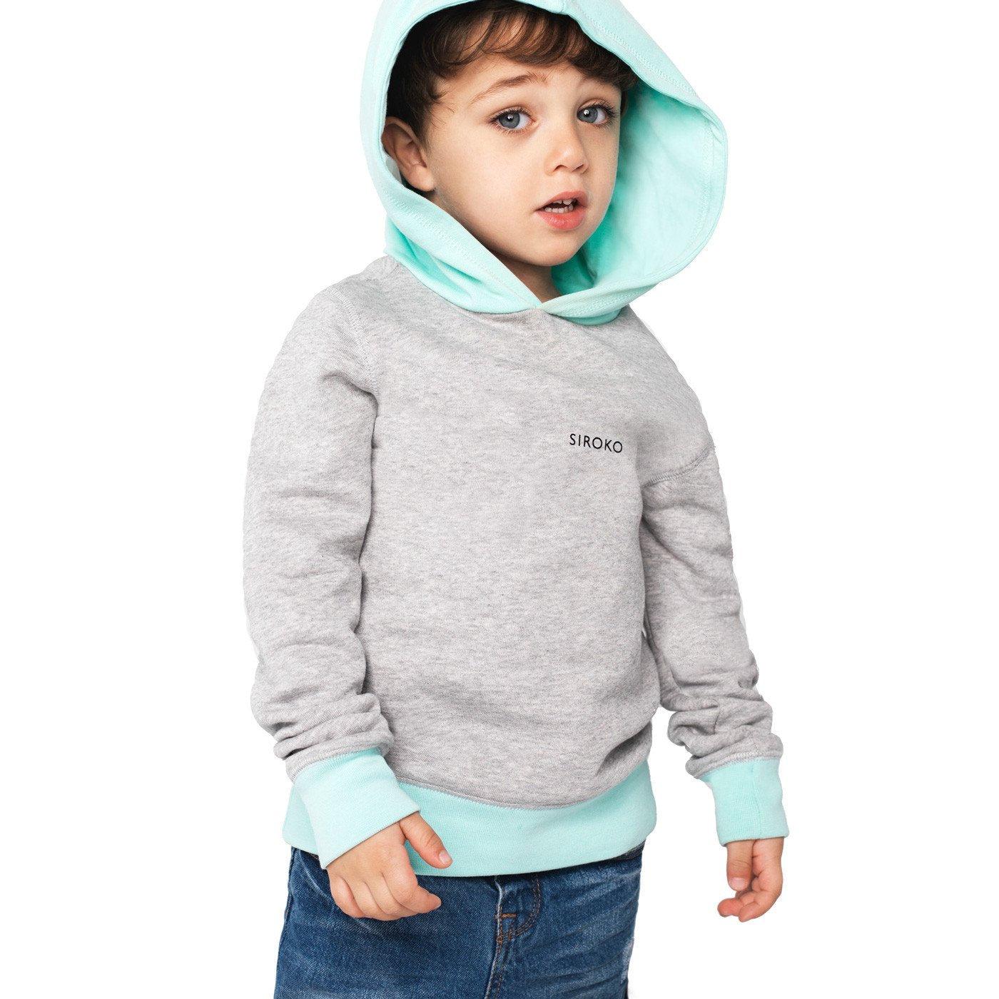 SIROKO -50% Kid's Hoodie Siroko Pirate Kid