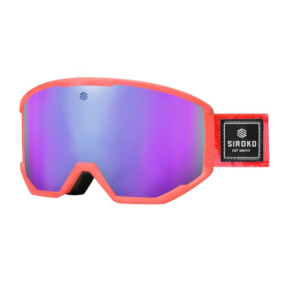 SIROKO -65% Snowboard and Ski Goggles Siroko G1 Canada