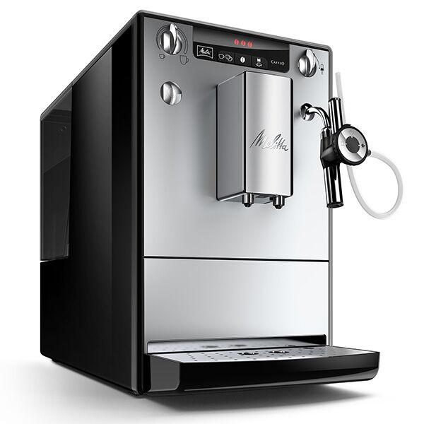 Melitta Caffeo Solo & Perfect Milk E957-103 Silver Bean To Cup Coffee Machine