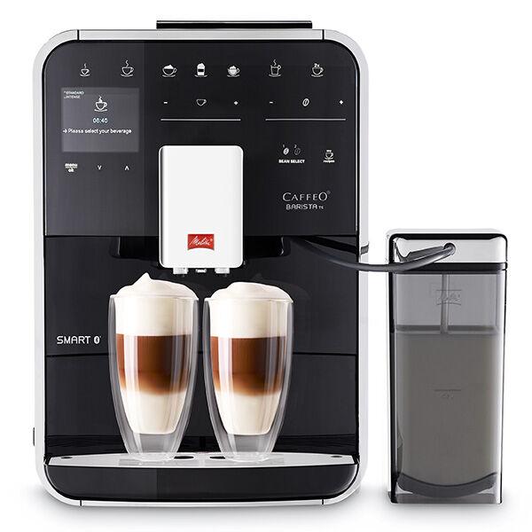 Melitta Barista TS Smart F850-102 Black Bean To Cup Coffee Machine