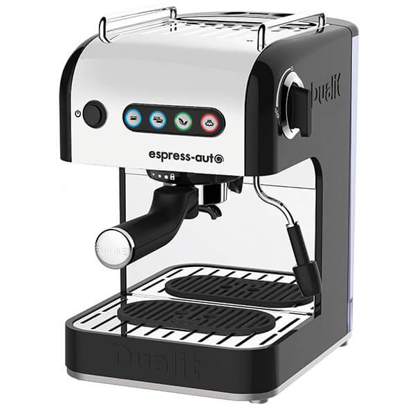 Dualit Espress-auto 4 IN 1 Coffee & Tea Machine Black