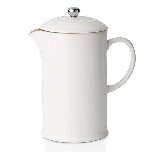 Le Creuset Cotton Stoneware Cafetiere