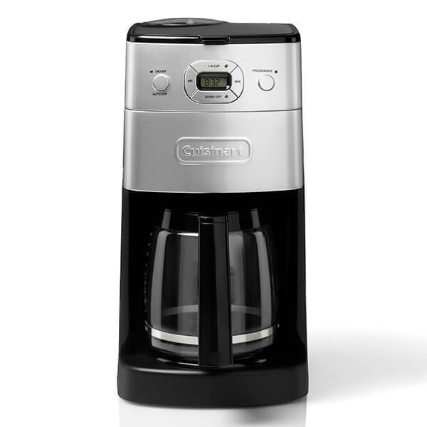Cuisinart Grind & Brew Automatic Glass Carafe