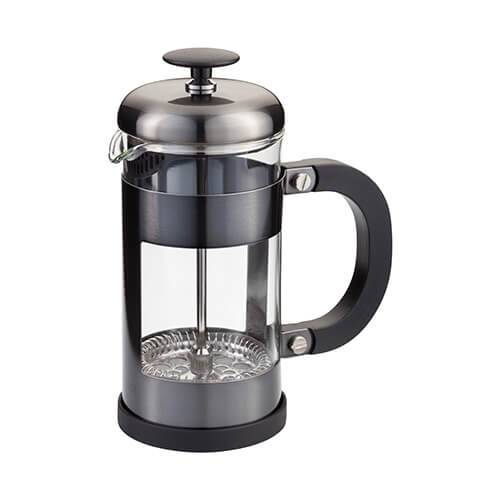 Judge 3 Cup Glass Cafetiere Anthracite