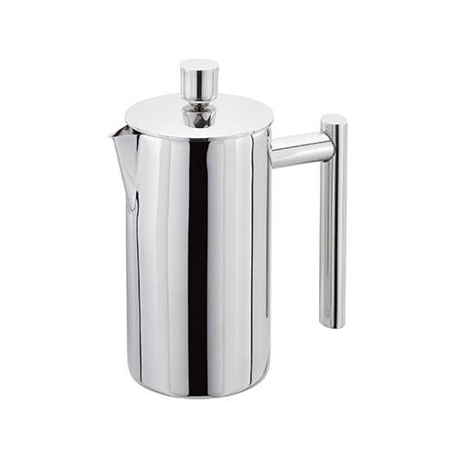 Stellar 3 Cup Polished Double Wall Insulated Cafetiere