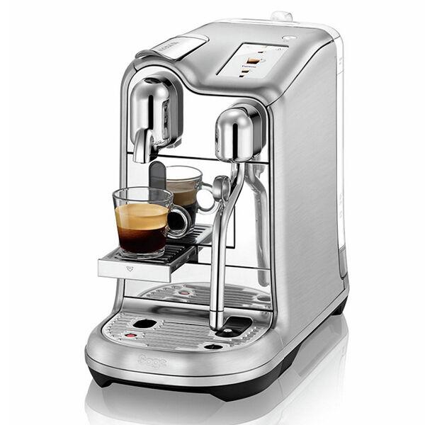 Sage Nespresso Creatista Pro Stainless Steel Coffee Machine