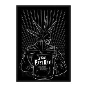 Mood - Sex Pistols Print - A3