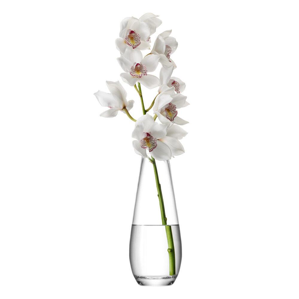 LSA International - Flower Tall Stem Vase