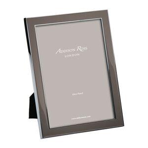 "Addison Ross - Taupe Enamel Photo Frame - 8x10"""