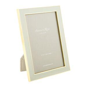 "Addison Ross - Chiffon Enamel & Gold Photo Frame - 4x6"""