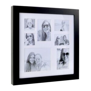 XLBoom - Small Multi Image Square Frame - Coffee Bean