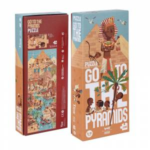 Londji - Go To The Pyramids Puzzle
