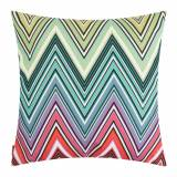 Missoni Home - Kew Outdoor Cushion - 100 - 40x40cm