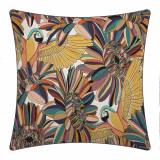 BEAUMONT - Tropicalism Abstract Outdoor Cushion - 70x70cm