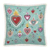 PODEVACHE - Tattoo Heart Outdoor Cushion - 45x45cm