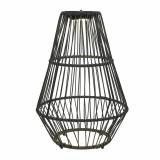 AMARA Outdoors - Outdoor Rope Floor Solar LED Lantern - Grey