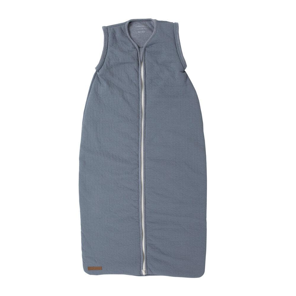 Little Dutch - Summer Sleeping Bag - Pure Blue - 0-6 Months