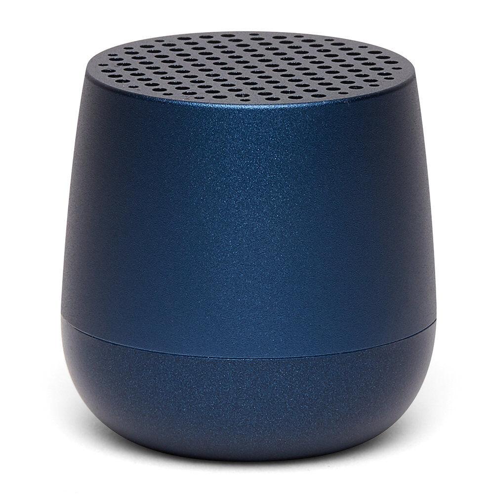 Lexon - Mino Bluetooth Speaker - Dark Blue