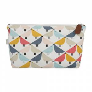 Scion - Lintu Bird Cosmetic Bag - Large