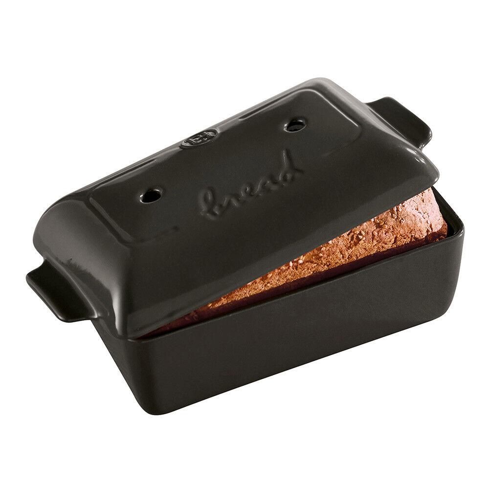 Emile Henry - Bread Loaf Baker - Black