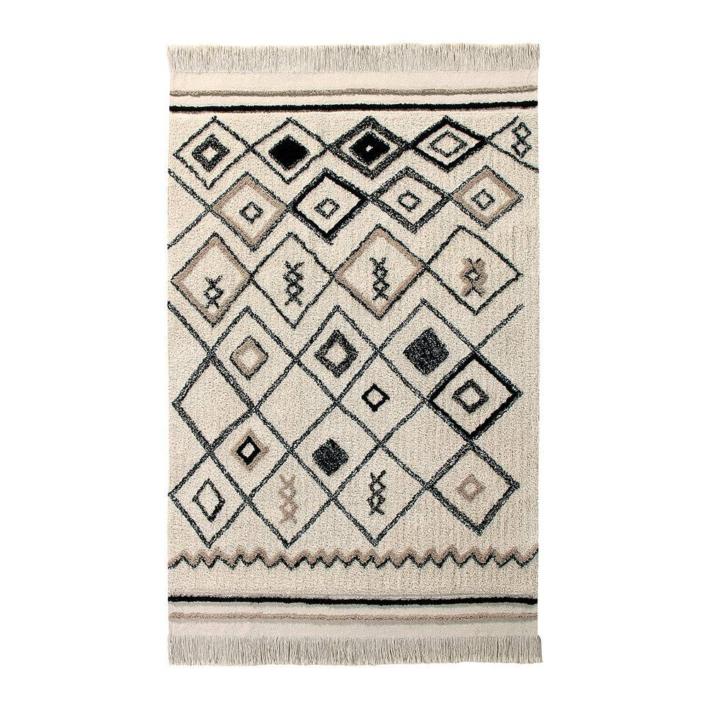 Lorena Canals - Bereber Ethnic Washable Rug - 140x215cm