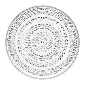 iittala - Kastehelmi Plate - Clear - 17cm