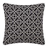 Fermob - Lorette Outdoor Cushion - 45x45cm - Liquorice