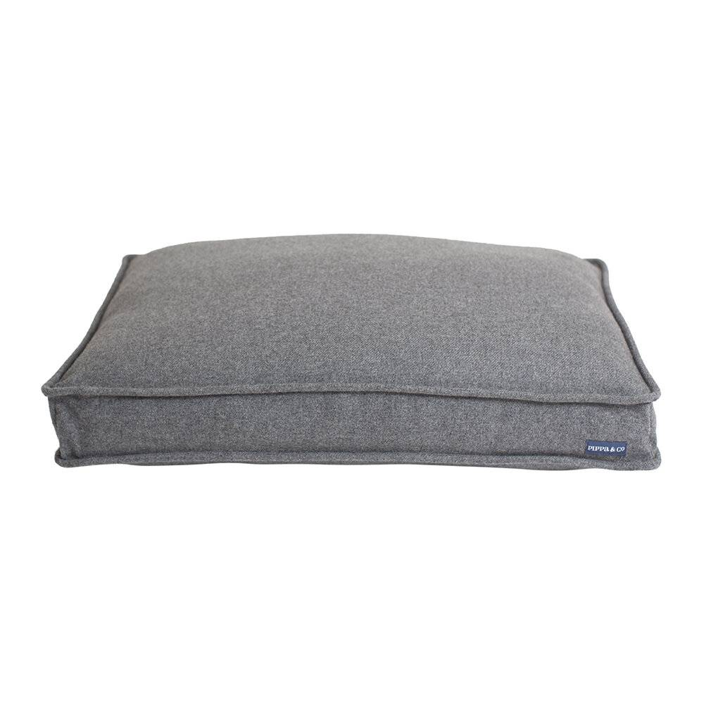 Pippa & Co - Mattress Dog Bed - Light Grey - Extra Large