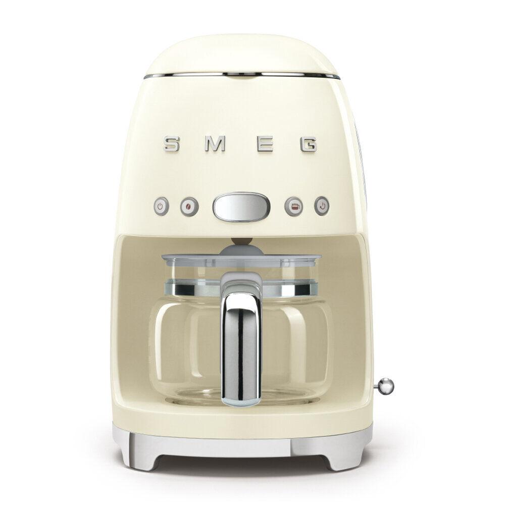 Smeg - Drip Coffee Machine - Cream