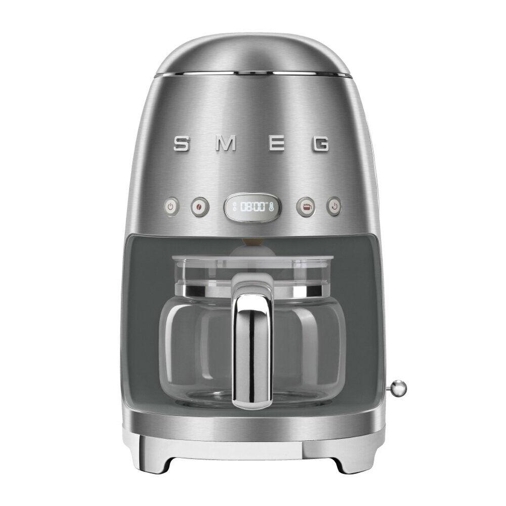 Smeg - Drip Coffee Machine - Stainless Steel
