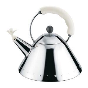 Alessi - Bird Whistle Kettle - White