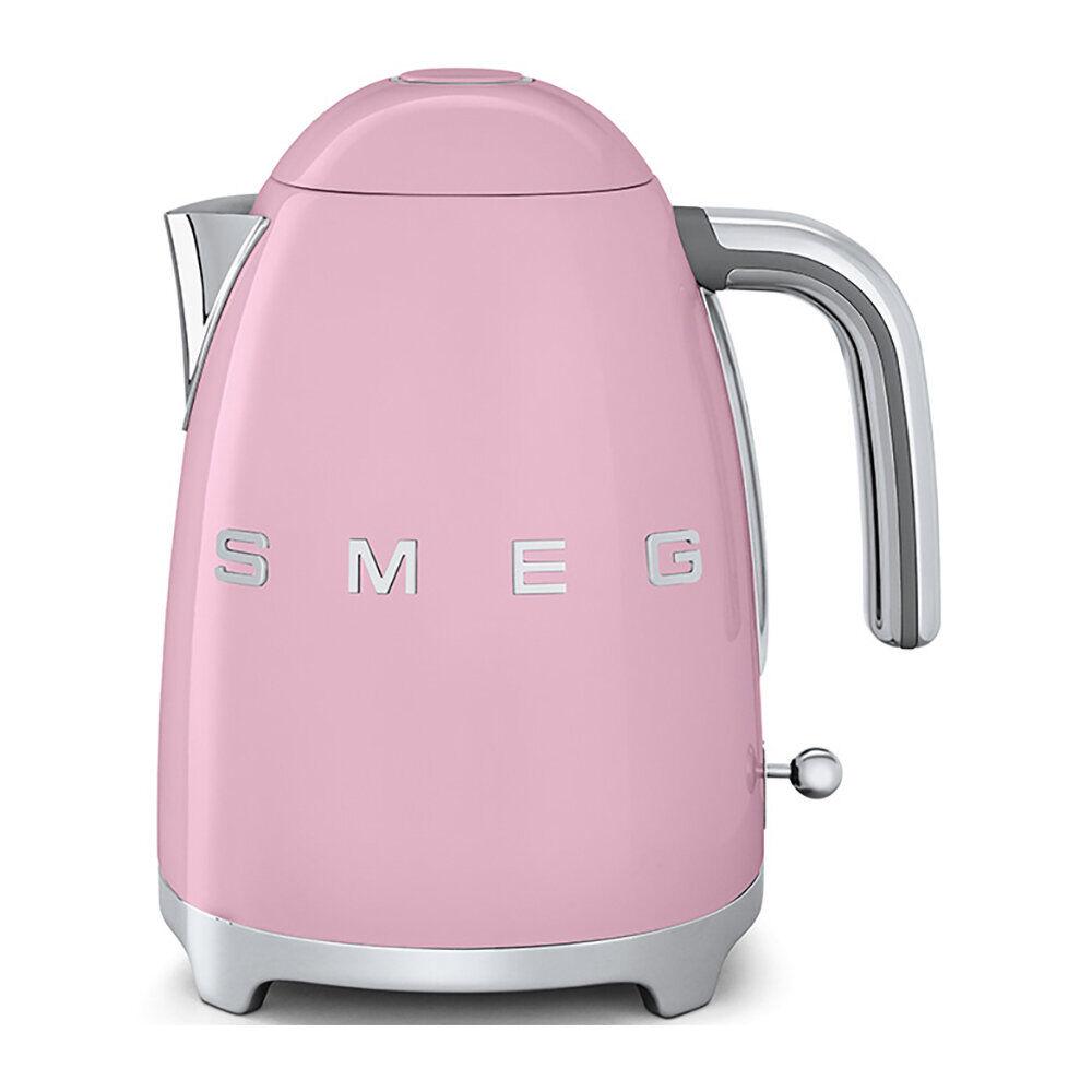 Smeg - Kettle - Pink