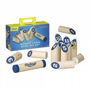 Ridley's Games Room - Nordic Lawn Bowling Set