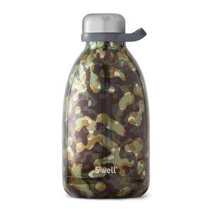 S'well - The Metallic Camo Roamer Bottle - Incognito - 1.8L